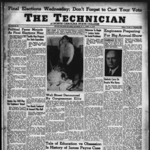 Technician, Vol. 21 No. 24, April 11, 1941