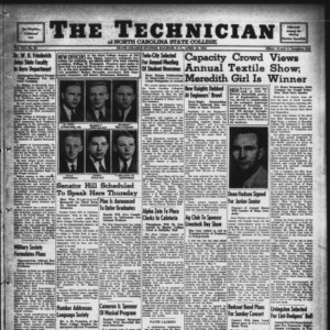 Technician, Vol. 21 No. 26, April 25, 1941