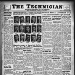 Technician, Vol. 21 No. 27, May 2, 1941