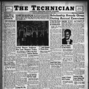 Technician, Vol. 21 No. 28, May 9, 1941