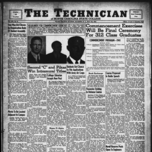 Technician, Vol. 21 No. 31, May 30, 1941