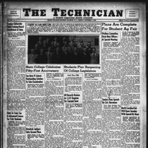 Technician, Vol. 21 No. 4, October 4, 1940