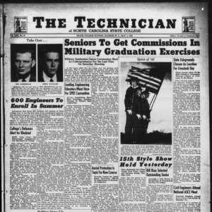 Technician, Vol. 22 No. 27, May 1, 1942