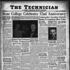 Technician, Vol. 22 No. 3, October 3, 1941