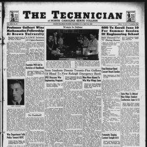Technician, Vol. 22 No. 30, May 22, 1942