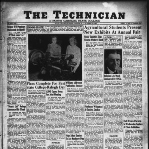 Technician, Vol. 22 No. 4, October 10, 1941