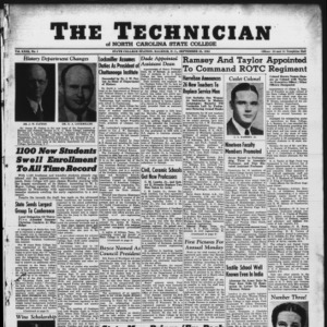 Technician, Vol. 23 No. 1, September 25, 1942