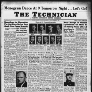 Technician, Vol. 23 No. 10, November 27, 1942