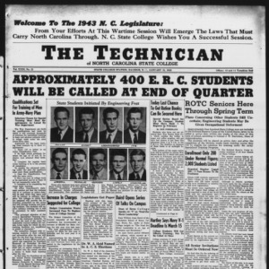 Technician, Vol. 23 No. 12, January 15, 1943
