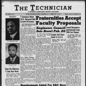 Technician, Vol. 23 No. 15, February 5, 1943