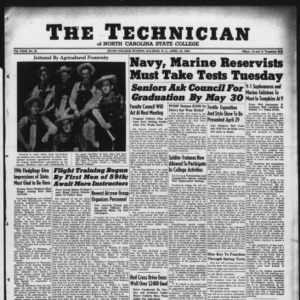 Technician, Vol. 23 No. 22, April 16, 1943