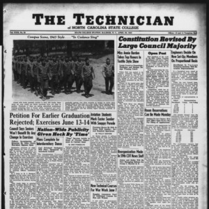 Technician, Vol. 23 No. 24, April 30, 1943