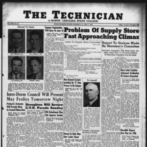 Technician, Vol. 23 No. 25, May 7, 1943