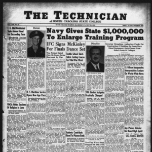 Technician, Vol. 23 No. 27, May 21, 1943