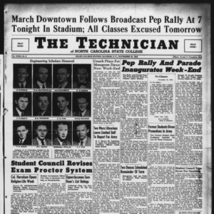 Technician, Vol. 23 No. 9, November 20, 1942