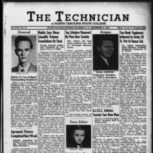 Technician, Vol. 24 No. 10, December 3, 1943