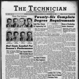 Technician, Vol. 24 No. 11, December 10, 1943