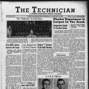 Technician, Vol. 24 No. 13, January 14, 1944