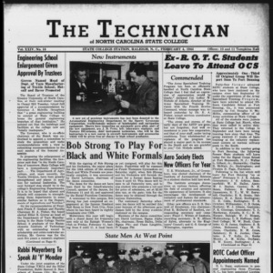 Technician, Vol. 24 No. 16, February 4, 1944