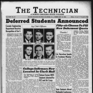 Technician, Vol. 24 No. 18, February 18, 1944