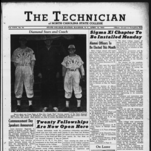 Technician, Vol. 24 No. 24, April 14, 1944