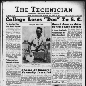 Technician, Vol. 24 No. 25, April 21, 1944