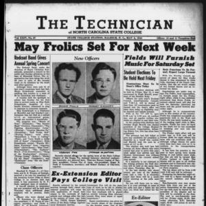 Technician, Vol. 24 No. 27, May 5, 1944