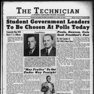 Technician, Vol. 24 No. 28, May 12, 1944
