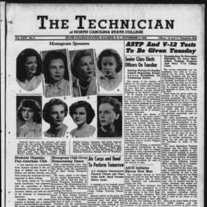 Technician, Vol. 24 No. 6, November 5, 1943