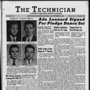 Technician, Vol. 24 No. 7, November 12, 1943