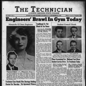 Technician, Vol. 24 No. 9, November 26, 1943