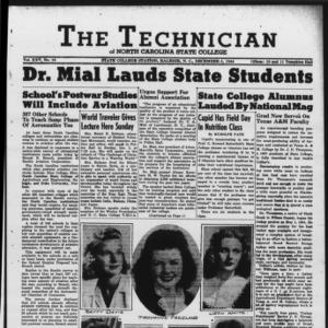 Technician, Vol. 25 No. 10, December 1, 1944