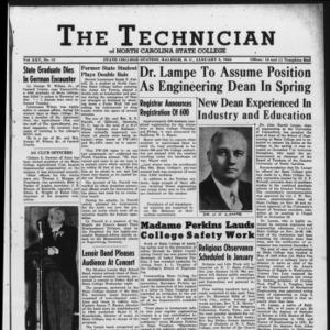 Technician, Vol. 25 No. 12, January 5, 1945