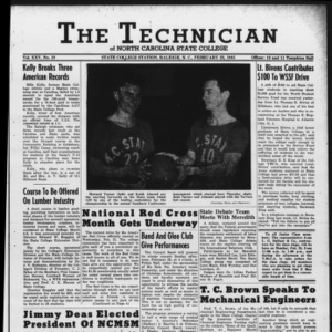 Technician, Vol. 25 No. 19, February 23, 1945