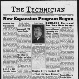 Technician, Vol. 26 No. 14, January 25, 1946