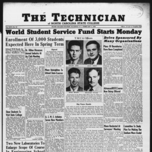 Technician, Vol. 26 No. 16, February 8, 1946