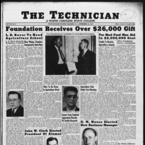 Technician, Vol. 26 No. 2, September 28, 1945