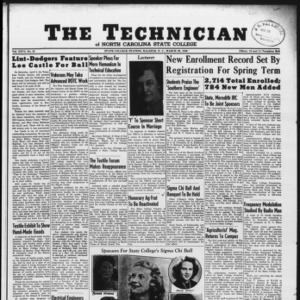 Technician, Vol. 26 No. 21, March 29, 1946