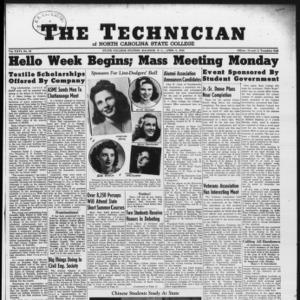 Technician, Vol. 26 No. 22, April 5, 1946