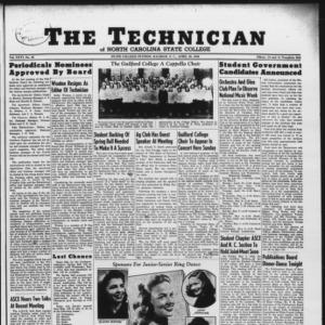 Technician, Vol. 26 No. 25, April 26, 1946