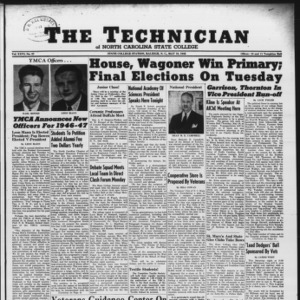 Technician, Vol. 26 No. 27, May 10, 1946