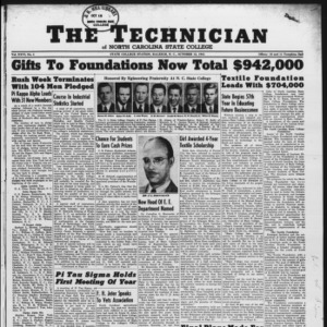 Technician, Vol. 26 No. 4, October 12, 1945