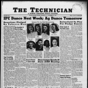 Technician, Vol. 26 No. 9, November 16, 1945