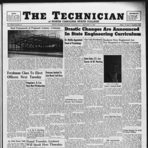 Technician, Vol. 27 No. 14, January 17, 1947