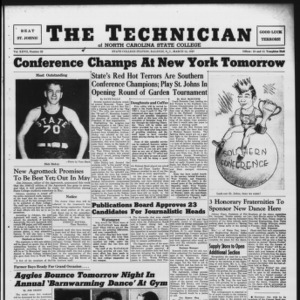 Technician, Vol. 27 No. 22, March 14, 1947