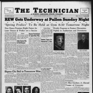 Technician, Vol. 27 No. 24, April 11, 1947