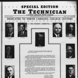 Technician, Vol. 27 No. 29-A, May 21, 1947