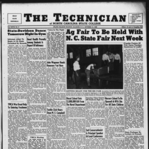 Technician, Vol. 27 No. 3, October 11, 1946