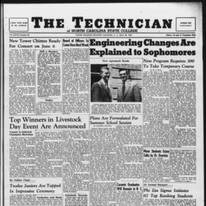 Technician, Vol. 27 No. 30, May 23, 1947