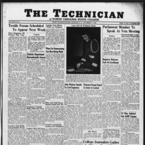 Technician, Vol. 27 No. 6, November 1, 1946